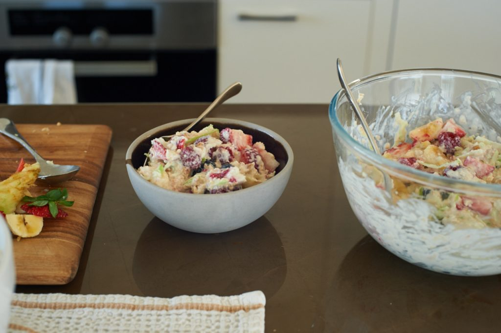 Best Bircher muesli